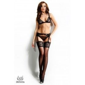 MIMI STAR NIPPLE COVERS BIJOUX INDISCRETS BLACK - Prazer 24 ®