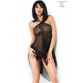 BABYDOLL WITH FRINGES CR-3681 - Prazer 24 ®