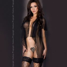 CORSET AND THONG CR-3246 - Prazer 24 ®