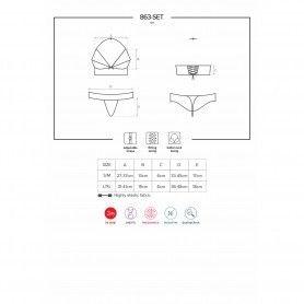 "BOTTOM LINE MODEL 3 5"" RUBBER BUTT PLUG FLESH - Prazer 24 ®"