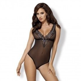 BABYDOLL AND THONG CR-3847 - Prazer 24 ®