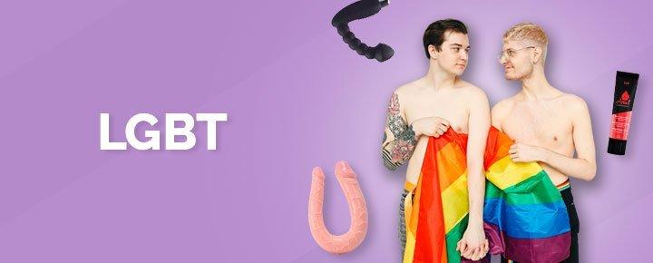 Sugestões para LGBT